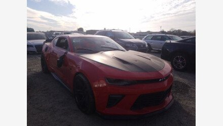 2018 Chevrolet Camaro SS Coupe for sale 101441283