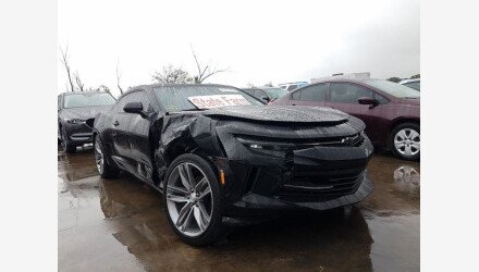 2018 Chevrolet Camaro LT Coupe w/ 2LT for sale 101442007