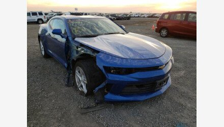 2018 Chevrolet Camaro LS Coupe for sale 101443777