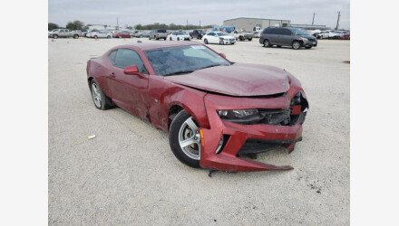 2018 Chevrolet Camaro LT Coupe for sale 101443787