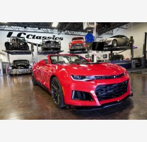 2018 Chevrolet Camaro for sale 101444977