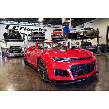 2018 Chevrolet Camaro for sale 101444977