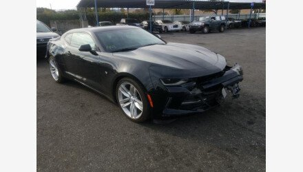2018 Chevrolet Camaro LT Coupe for sale 101456496