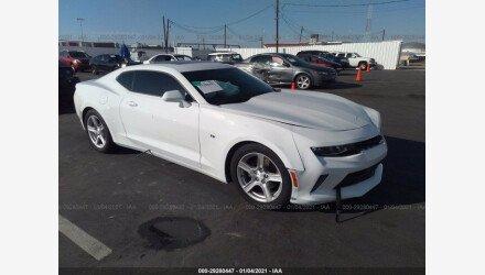 2018 Chevrolet Camaro for sale 101456907