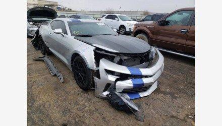 2018 Chevrolet Camaro for sale 101462528
