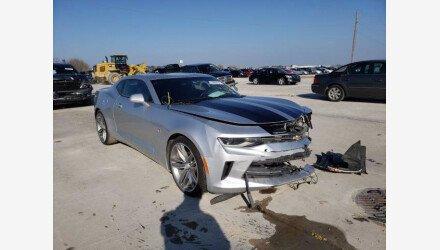 2018 Chevrolet Camaro for sale 101463364