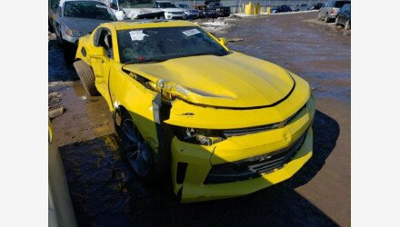 2018 Chevrolet Camaro LT Coupe for sale 101464097