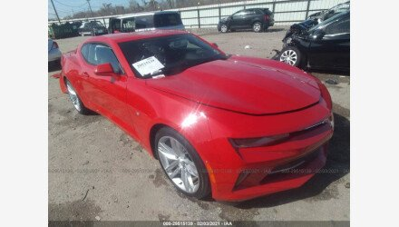 2018 Chevrolet Camaro LT Coupe w/ 2LT for sale 101464697