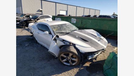2018 Chevrolet Camaro SS Coupe for sale 101466661