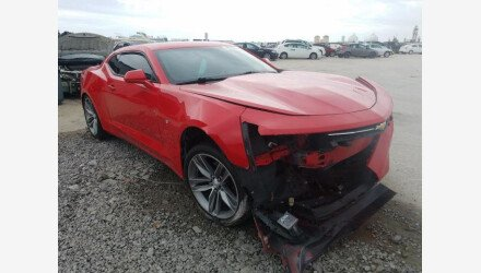 2018 Chevrolet Camaro LT Coupe for sale 101467426