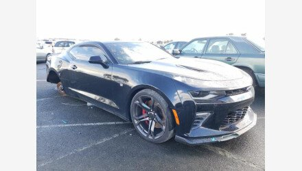 2018 Chevrolet Camaro SS Coupe for sale 101467430