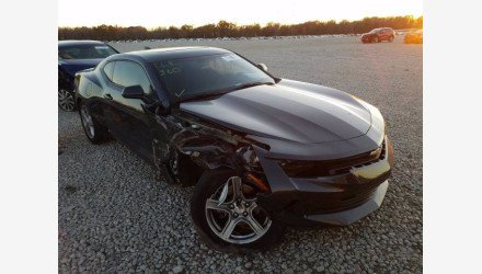 2018 Chevrolet Camaro LT Coupe for sale 101468078