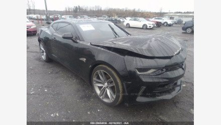 2018 Chevrolet Camaro LT Coupe for sale 101485018