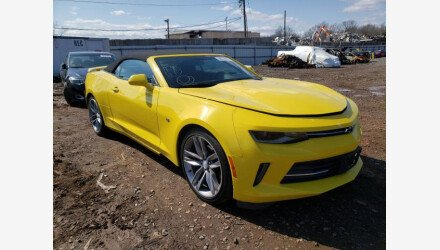 2018 Chevrolet Camaro for sale 101486248