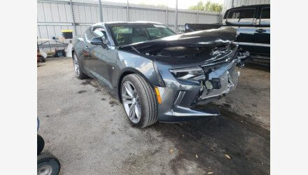 2018 Chevrolet Camaro LT Coupe for sale 101487602