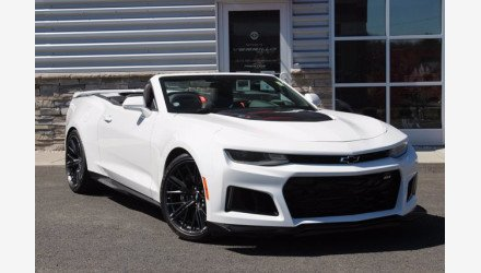 2018 Chevrolet Camaro for sale 101489499