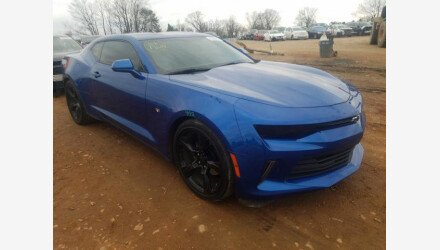 2018 Chevrolet Camaro LT Coupe for sale 101491725