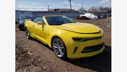 2018 Chevrolet Camaro for sale 101491800