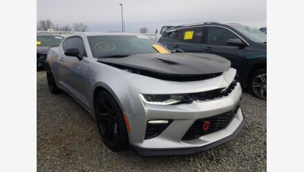 2018 Chevrolet Camaro SS Coupe for sale 101500509