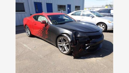 2018 Chevrolet Camaro LT Coupe for sale 101502453