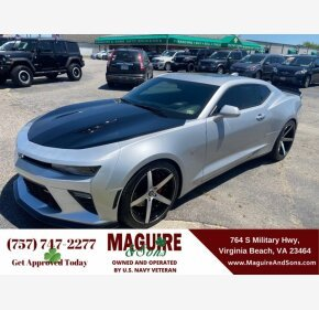 2018 Chevrolet Camaro for sale 101502824