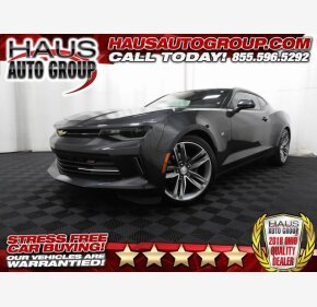 2018 Chevrolet Camaro for sale 101502893