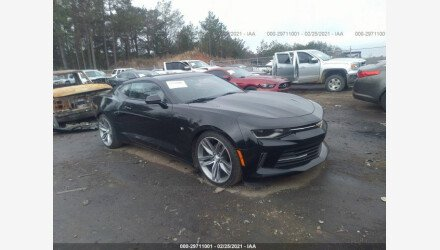 2018 Chevrolet Camaro LT Coupe for sale 101504895