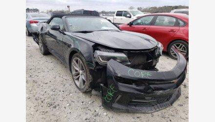 2018 Chevrolet Camaro for sale 101505655
