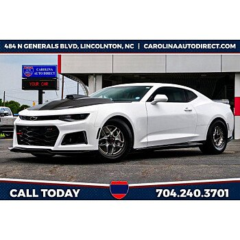2018 Chevrolet Camaro for sale 101548950
