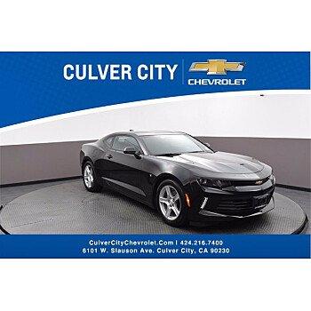 2018 Chevrolet Camaro for sale 101605143