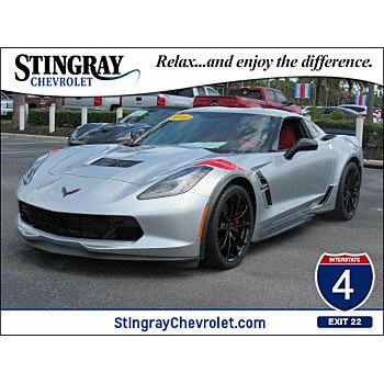 2018 Chevrolet Corvette Grand Sport Coupe for sale 100883105