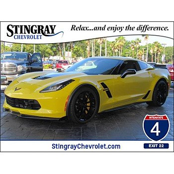 2018 Chevrolet Corvette Grand Sport Coupe for sale 100892389