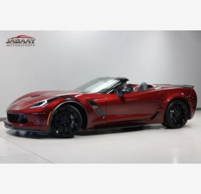 2018 Chevrolet Corvette Grand Sport Convertible for sale 101328141