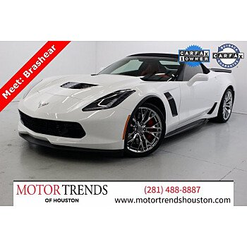 2018 Chevrolet Corvette for sale 101449351