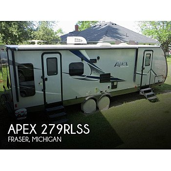 2018 Coachmen Apex for sale 300242250