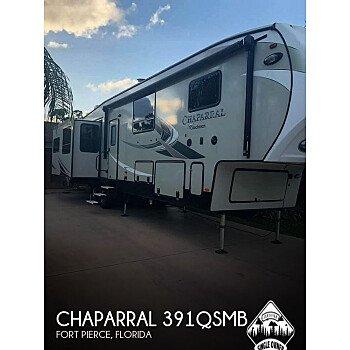 2018 Coachmen Chaparral for sale 300269490