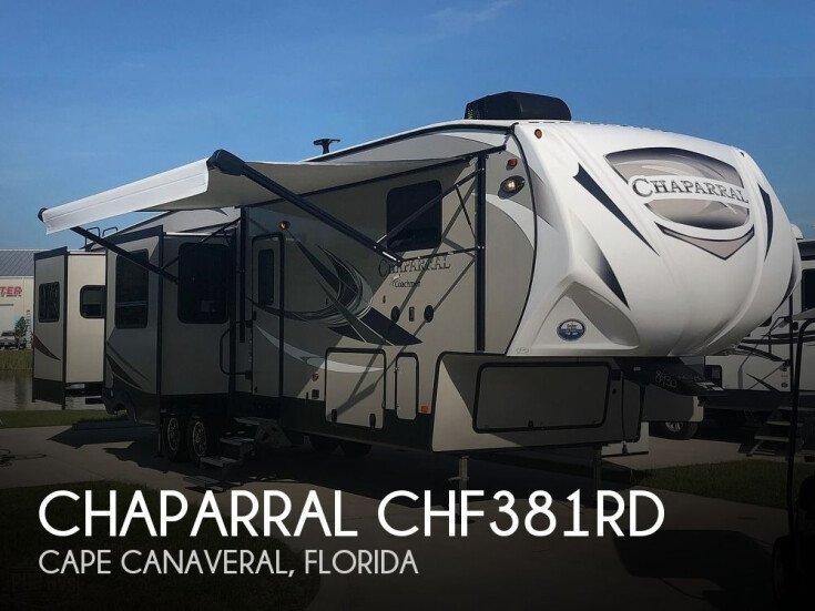 2018 Coachmen Chaparral for sale 300300527