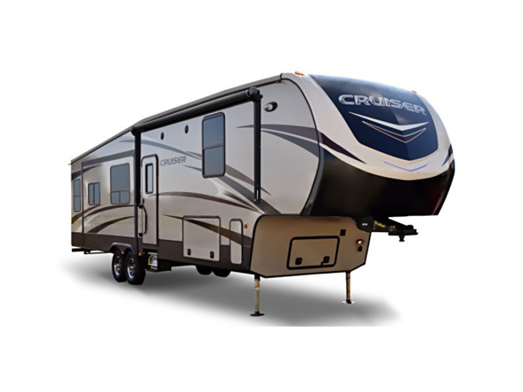 2018 CrossRoads Cruiser CR3821BH specifications