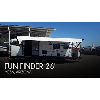 2018 Cruiser Fun Finder for sale 300269324