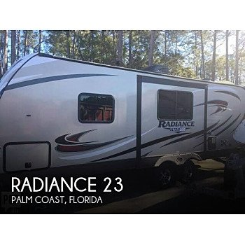 2018 Cruiser Radiance for sale 300184482