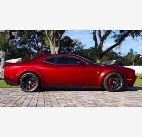 2018 Dodge Challenger SRT Hellcat for sale 101482595