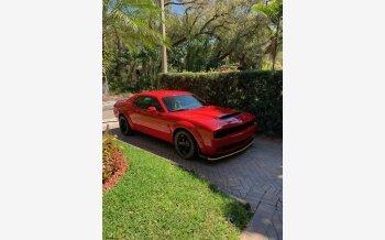 2018 Dodge Challenger SRT Demon for sale 101110405