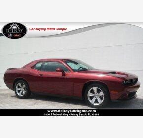 2018 Dodge Challenger SXT for sale 101121125