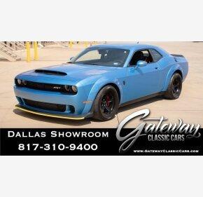 2018 Dodge Challenger SRT Demon for sale 101143150