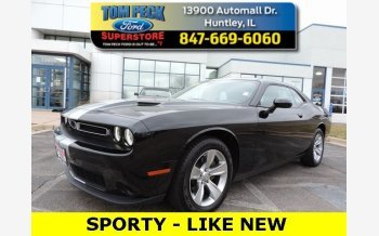 2018 Dodge Challenger SXT for sale 101243883
