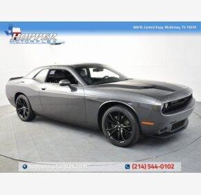2018 Dodge Challenger SXT for sale 101264108