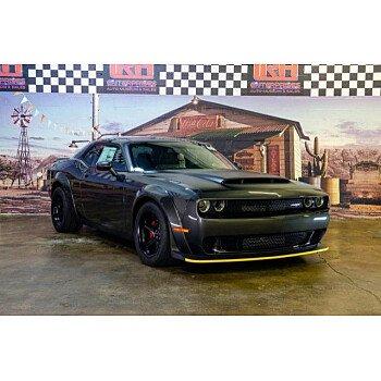 2018 Dodge Challenger SRT Demon for sale 101330213
