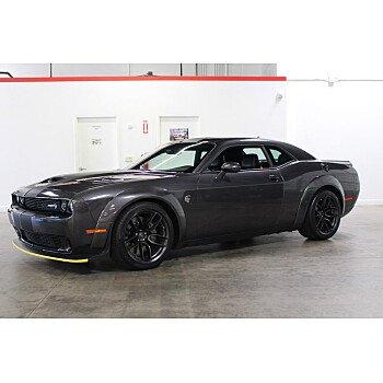 2018 Dodge Challenger SRT Hellcat for sale 101333681