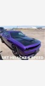 2018 Dodge Challenger SRT Hellcat for sale 101360980