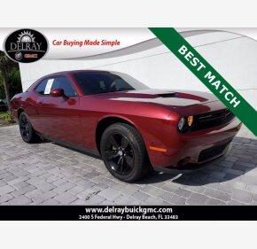 2018 Dodge Challenger SXT for sale 101367908